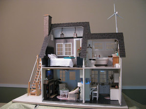 Baxter Pointe Villa Dollhouse