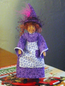 Miniature Doll Witch