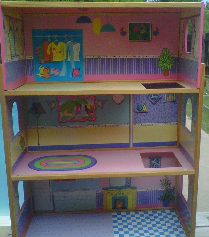 Monster High Dollhouse Project My Small Obsession