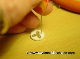 Dollhouse Christmas Ornament Tutorial