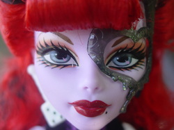 Monster High Doll Operetta