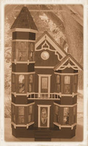 San Franciscan Dollhouse